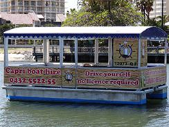 Large Pontoon Party Boat Bbq Boats Hire Gold Coast Bargain