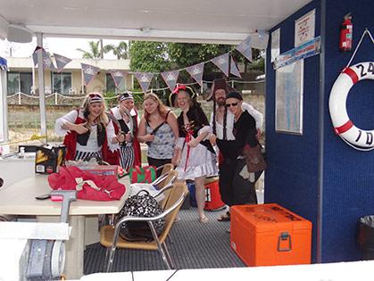 Capri boat hire gold coast qld